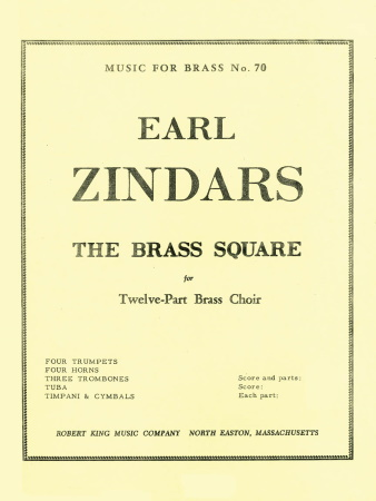 THE BRASS SQUARE