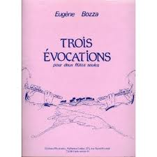 TROIS EVOCATIONS