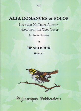 AIRS, ROMANCES & SOLOS II