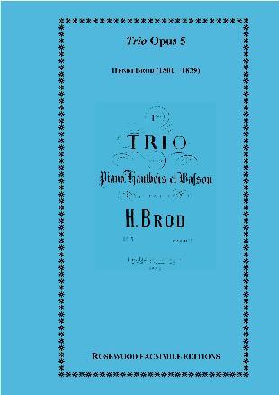 TRIO Op.5