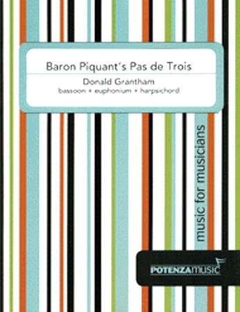 BARON PIQUANT'S PAS DE TROIS
