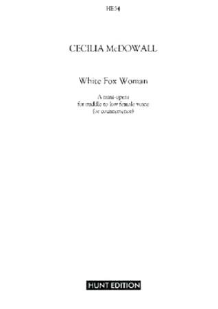 WHITE FOX WOMAN