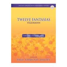 TWELVE FANTASIAS + CD