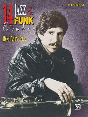 14 JAZZ & FUNK ETUDES + CD (Trumpet edition)