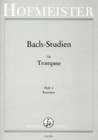 BACH-STUDIEN Cantatas Volume 1