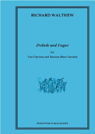 PRELUDE AND FUGUE (score & parts)