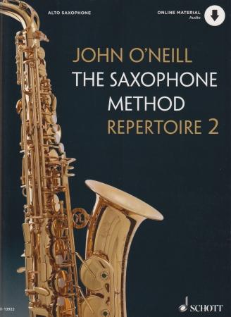 THE SAXOPHONE METHOD REPERTOIRE Book 2
