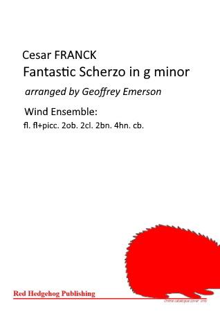 FANTASTIC SCHERZO in g minor