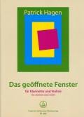 DAS GEOFFNETE FENSTER