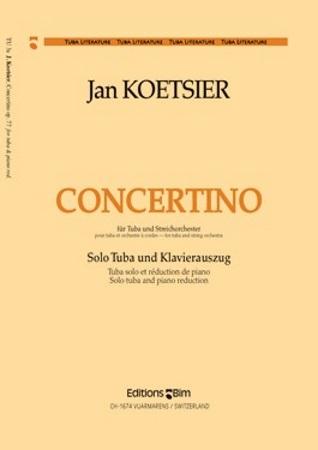 CONCERTINO Op.77