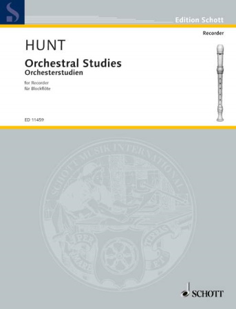 ORCHESTRAL STUDIES FOR RECORDER
