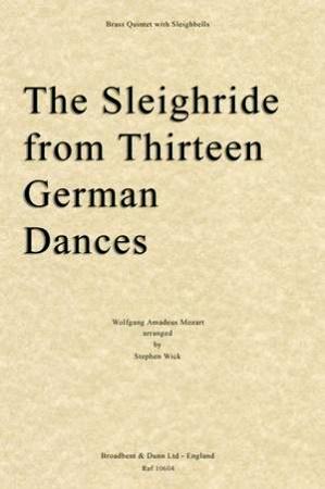 SLEIGHRIDE (score & parts)