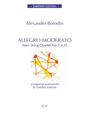 ALLEGRO MODERATO (set of parts)