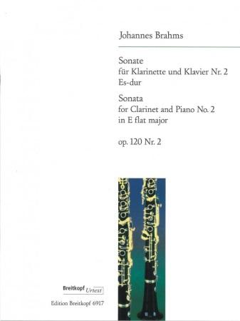 SONATA in Eb major Op.120 No.2 (Urtext)