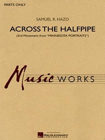 ACROSS THE HALFPIPE (score)