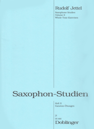 SAXOPHONE STUDIES Volume 2