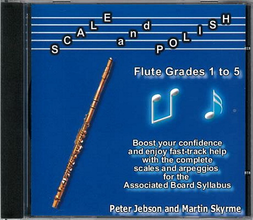 SCALE AND POLISH Grades 1-5 CD