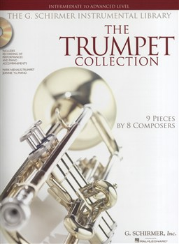 THE TRUMPET COLLECTION Intermediate to Advanced Level + CD