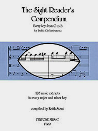 THE SIGHT READER'S COMPENDIUM for all treble clef instruments