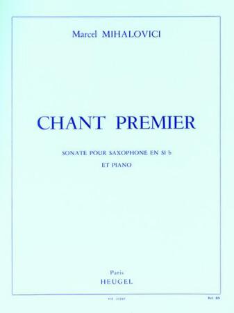 CHANT PREMIER Op.103