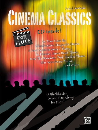 CINEMA CLASSICS for Flute + CD