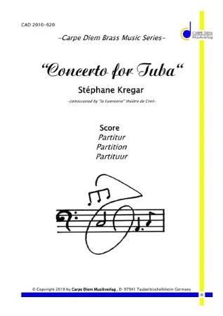 CONCERTO for Tuba & Wind Orchestra