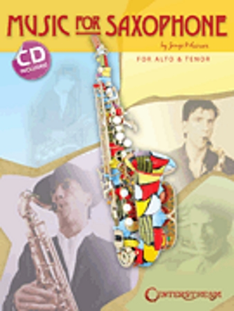 MUSIC FOR SAXOPHONE + CD