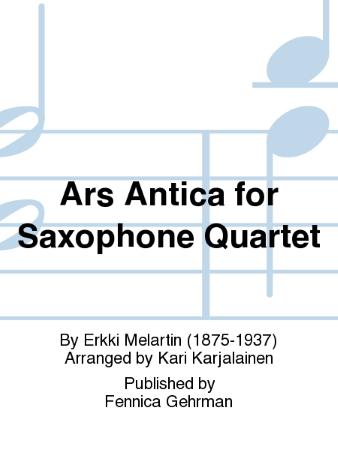 ARS ANTICA (score)