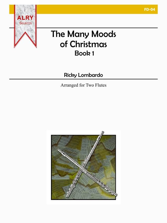 THE MANY MOODS OF CHRISTMAS Book 1