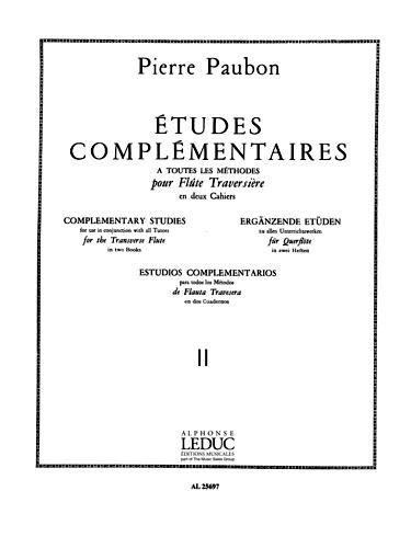 ETUDES COMPLEMENTAIRES II