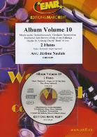 ALBUM FOR FLUTE DUET Volume 10 + CD