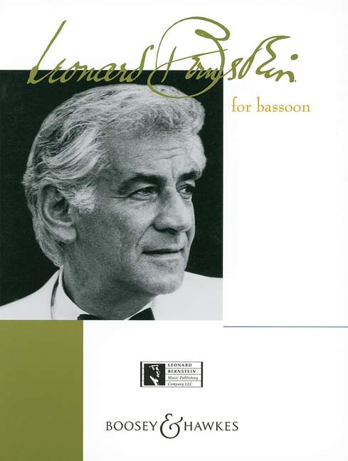 LEONARD BERNSTEIN FOR BASSOON