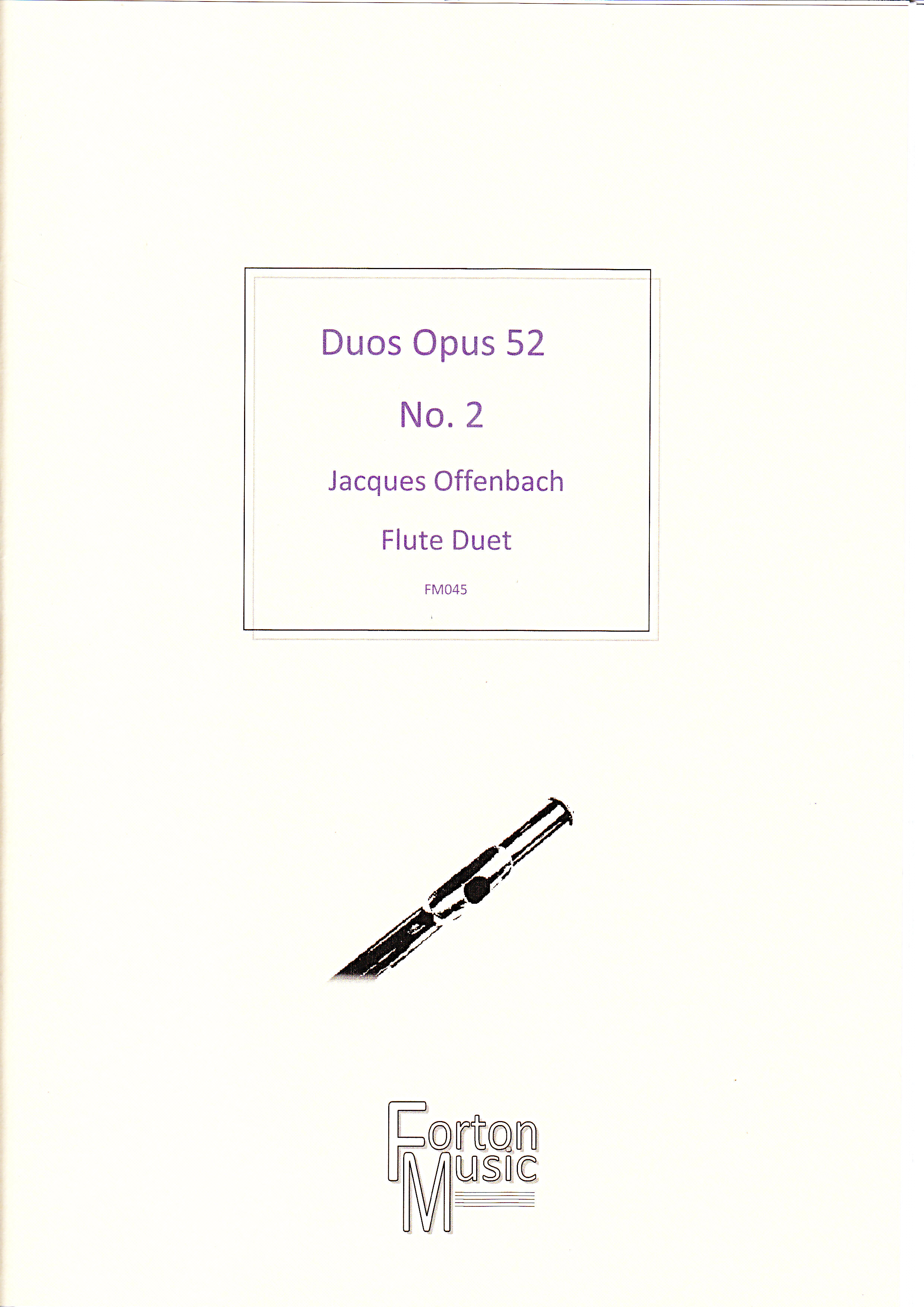 DUOS Op.52/2