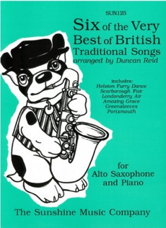 SIX OF THE VERY BEST British Traditional Songs