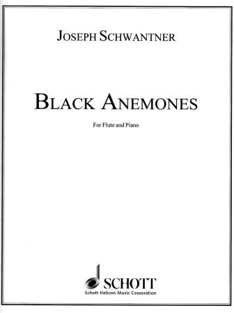 BLACK ANEMONES