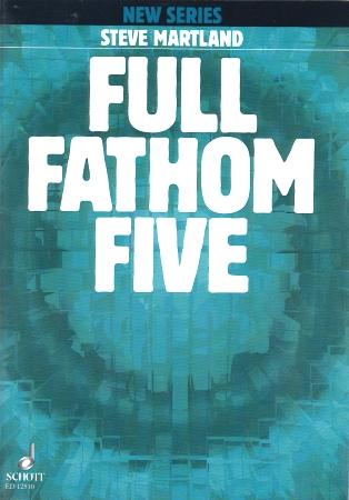 FULL FATHOM FIVE score