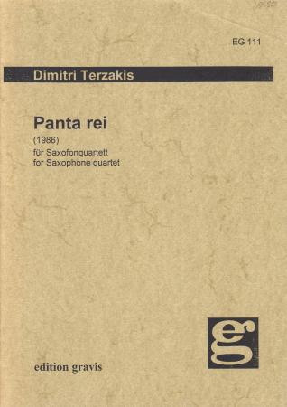 PANTA REI (1986) score