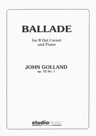 BALLADE Op.72 No.1