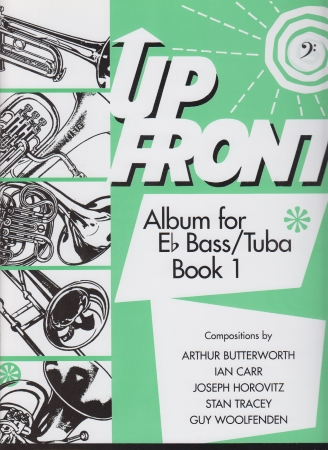 UP FRONT ALBUM Book 1 bass clef
