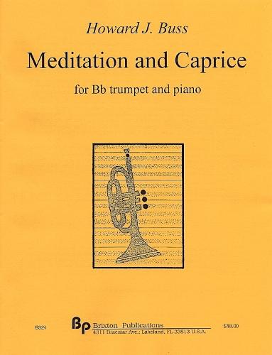 MEDITATION AND CAPRICE