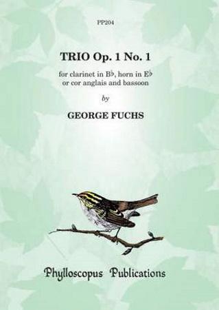 TRIO Op.1 No.1 (score & parts)