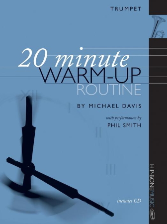 20 MINUTE WARM UP ROUTINE + CD