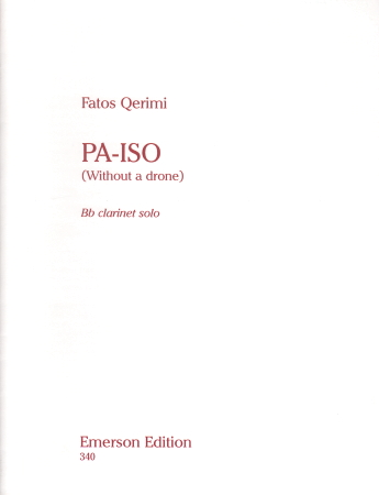 PA-ISO (without a drone)