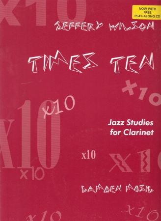 TIMES TEN + CD Jazz Studies