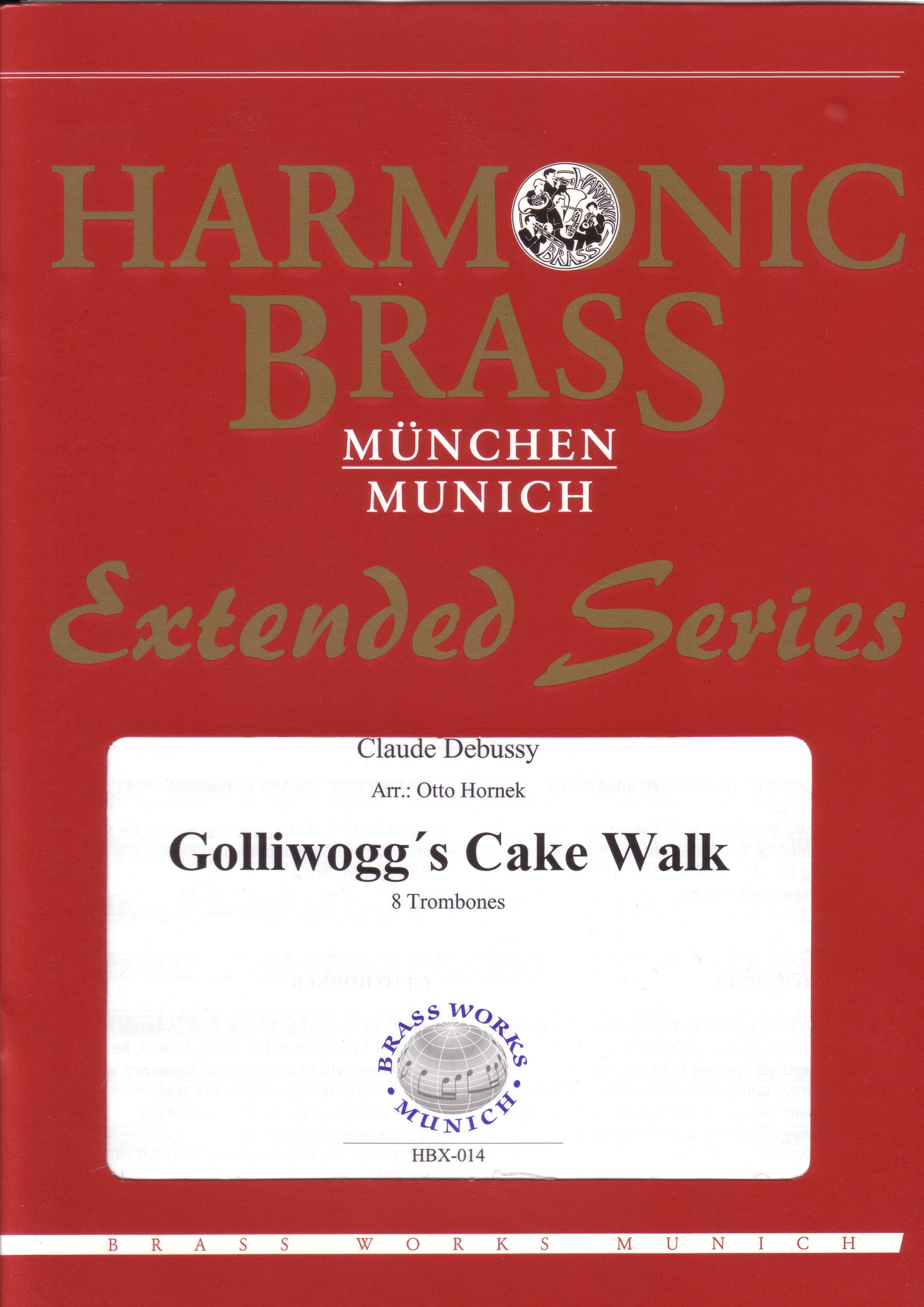 GOLLIWOG'S CAKE WALK