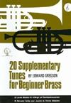 20 SUPPLEMENTARY TUNES (bass clef)