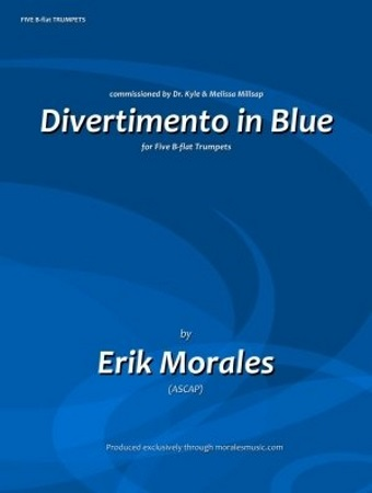 DIVERTIMENTO IN BLUE