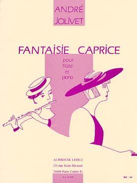 FANTAISIE-CAPRICE