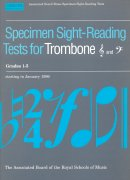 SPECIMEN SIGHT READING TESTS Grades 6-8 (treble/bass clef)