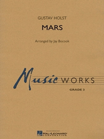 MARS (FROM THE PLANETS) (score)